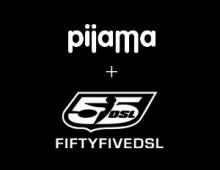 Pijama + 55DSL